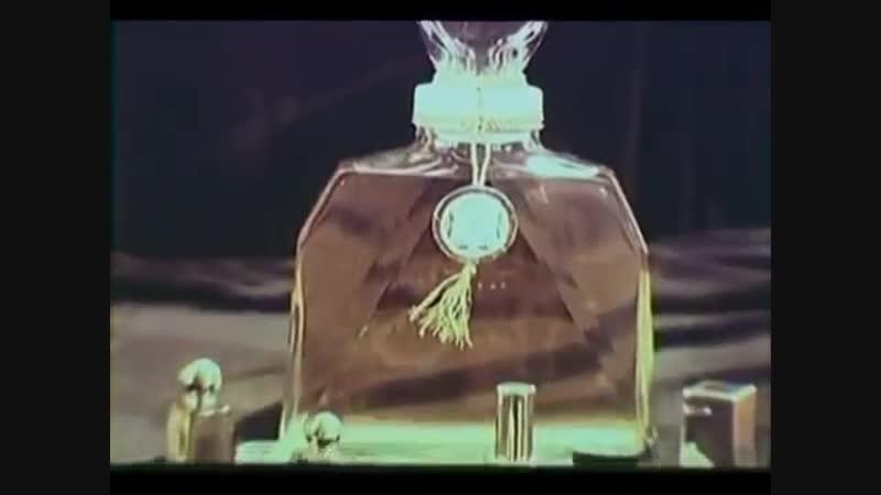 Парфюмерная фабрика Дзинтарс фрагмент киножурнала Padomju Latvija Советская Латвия №8 1983 год