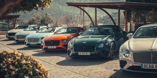 Большое открытие. Тест-драйв Bentley Continental GTC.
