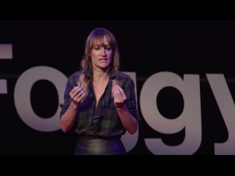 Two adults two kids zero waste Bea Johnson TEDxFoggyBottom