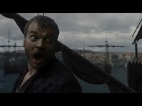 Daenerys attacks Euron ~ Game of Thones Episode 5