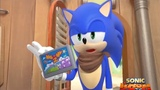 Sonic Boom self-aware moments