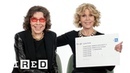 Jane Fonda & Lily Tomlin Answer the Web's Most Searched Questions | WIRED