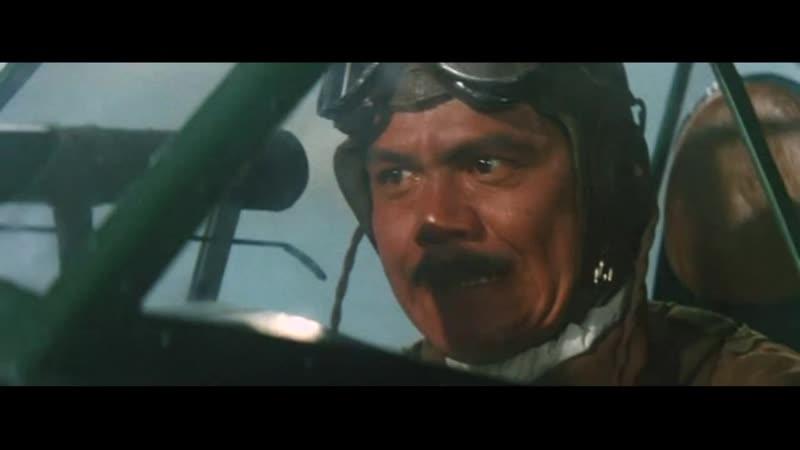 Истребитель Сокол (1969) Последний бой Като Татео