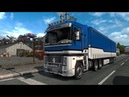 Euro Truck Simulator 2 ночной стрим Мне 21 Зовут Виктор