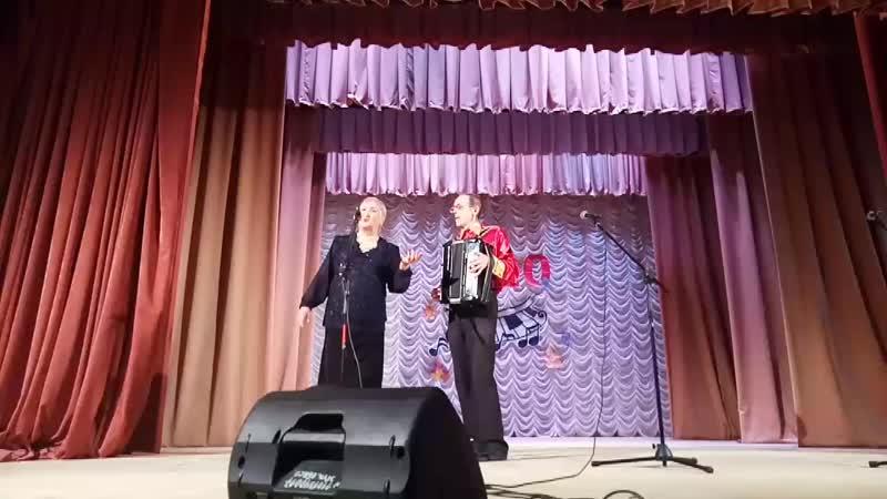 Людмила Попрейчук и Вадим Трифонов