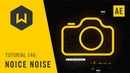Make a real noise to use in your animations Tutorial 146 Noice Noise