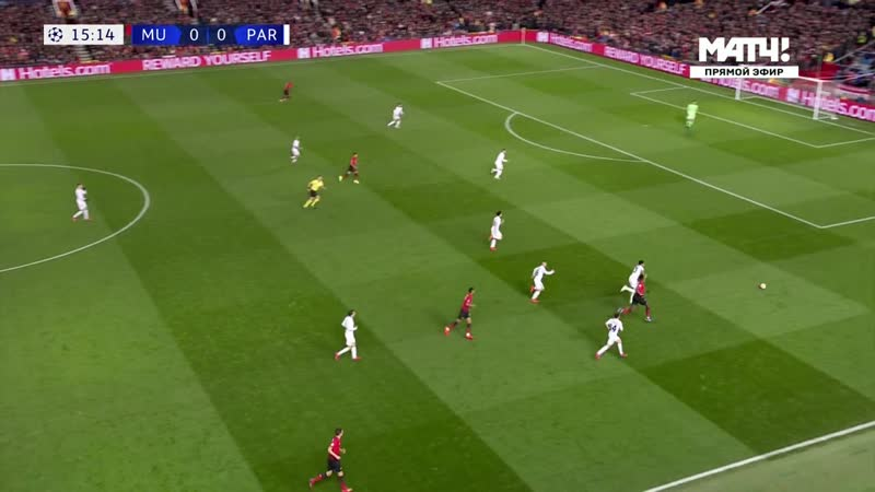 UEFA Champions League 2018/2019 » Round of 16 » 1st Leg » Highlights 12.02.2019