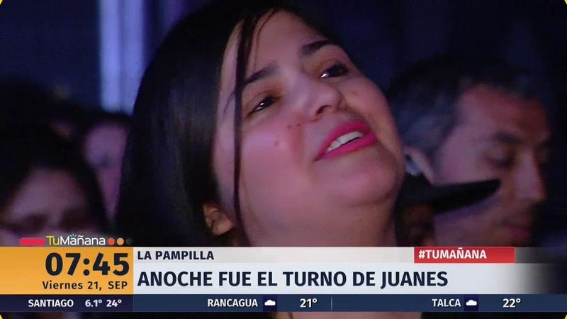 Juanes fue el broche de oro para la penúltima jornada en La Pampilla