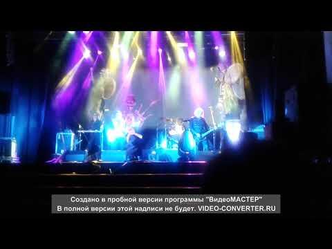 Концерт гр. Пикник в Электростали, 15 декабря 2018 г. Начало.