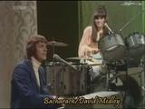 BacharachDavid Medley - The Carpenters at BBC in 1971