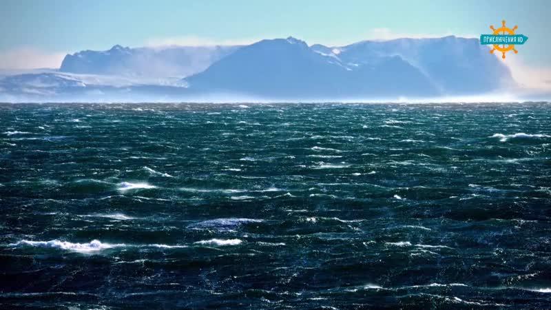 Зона пустыни 4. Антарктида