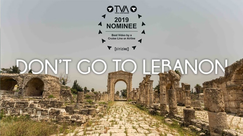 Dont go to Lebanon - Travel film by Tolt 12