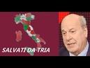Alan Friedman: Se Giovanni Tria lascia,l'Italia finisce sotto attacco dei mercati