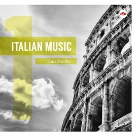 Luis Bacalov альбом Italian Music, Vol. 1: Luis Bacalov