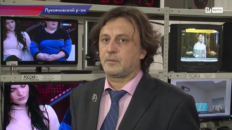 Михаил Небольсин о запуске вещания программ второго мультиплекса в Нижегородской области