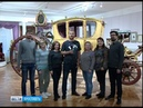 ГТРК «Ярославия» и Музей-заповедник поздравили космонавта Алексея Овчинина с Днём рождения