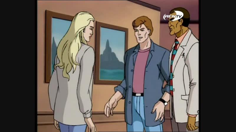 Человек паук 5 сезон 3 серия Шесть забытых воинов 2 Невостребованное наследие 11.05.2002