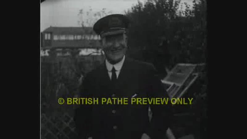 Captain Turner Retires (1919)