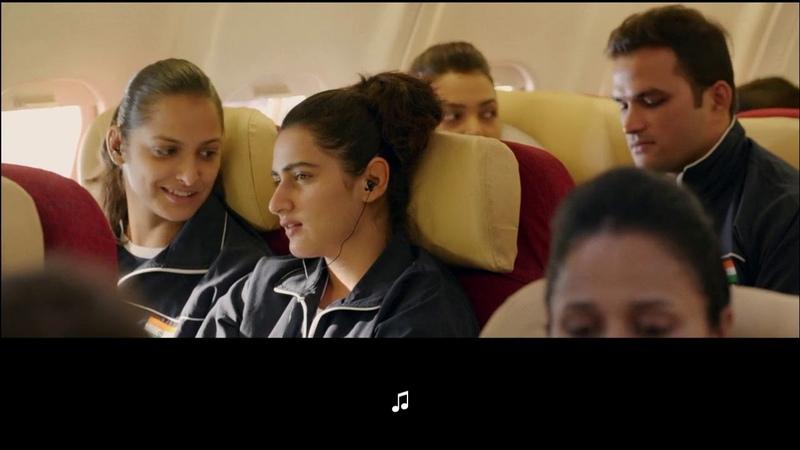 Dangal-Naina HD with Lyrics and Translation