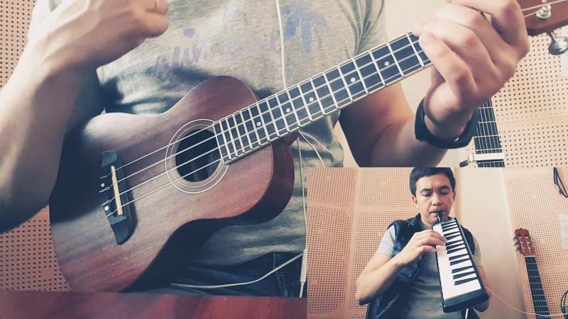 Aladdin 2019 best ukulele cover and melodica | Аладдин укулеле кавер 2019