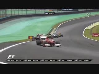 Formula 1 - Gran Premio Brasil 2012 [HD