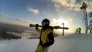 ГЛК Солнечная Долина Открытие сезона 2018-2019 горные лыжи сноуборд экстрим экшен скоростной спуск