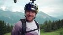 Fan Ride mit Danny MacAskill Claudio Caluori im Home of Trails