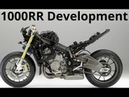 BMW S 1000 RR Superbike Production, Development and Testing