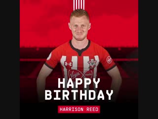 Another birthday! - - Were wishing many happy returns to SaintsFCs @HarrisonReed, who is 24 today! .mp4