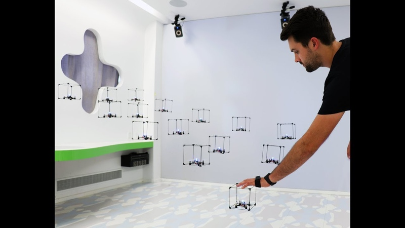 Griddrones: Sculpting Physical 3D Graphics Using Interactive Drones