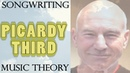 The Worlds Most Hopeful Chord - Picardy Third Songwriting Lesson / Composition / Music Theory