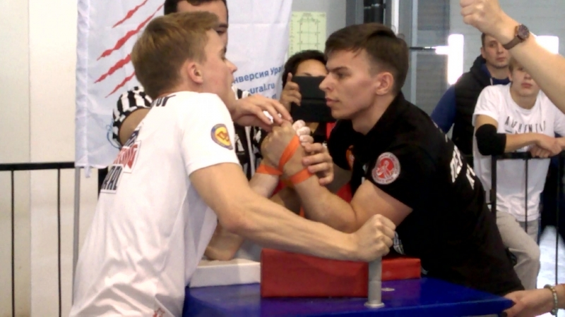 Коваль левая Кубок Урала супер финал