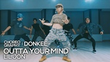 Lil Jon - Outta your mind (Live Sound) Donkee choreography