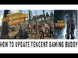 How to Upgrade Pubg Zombie update with Tencent Gaming Buddy Urdu-Hindi 2019