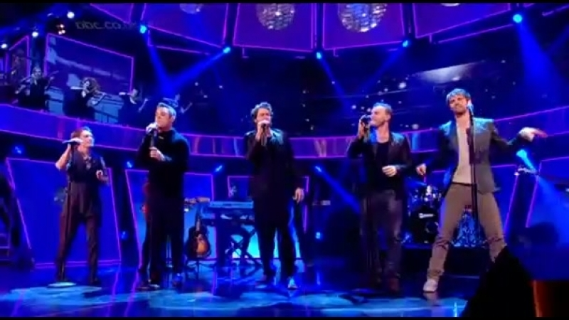 Take That - Children in Need - The Flood and Never forget 19.11.2010 www.takethatdaily.org (1)