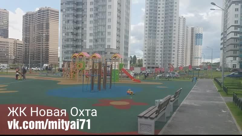 2. ЖК Новая Охта от 13.07.2019