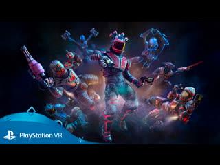 Space Junkies | Трейлер предзаказа | PS VR