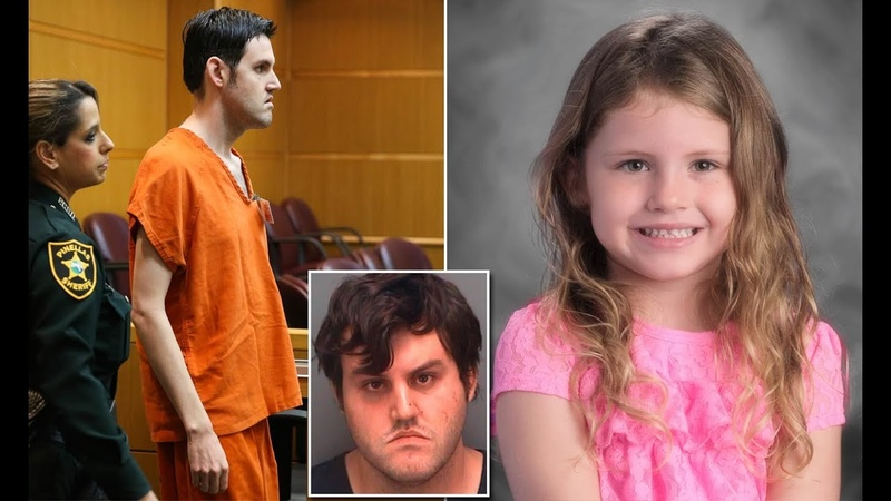 Dad who dropped his 5 year old daughter 62ft to her death from a Florida bridge will plead insanity