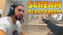CSGO - ScreaM plays FACEIT 3 twitch highlights