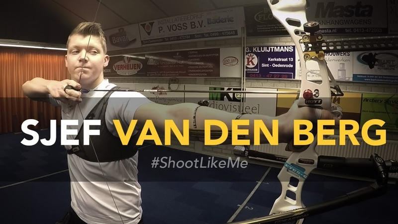 Sjef van den Berg Step by step shot routine ShootLikeMe Diary