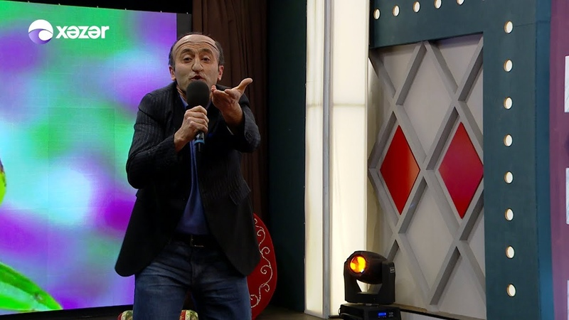 Cavad Recebov - Parodiya (Elnur Mahmudov 5de5)