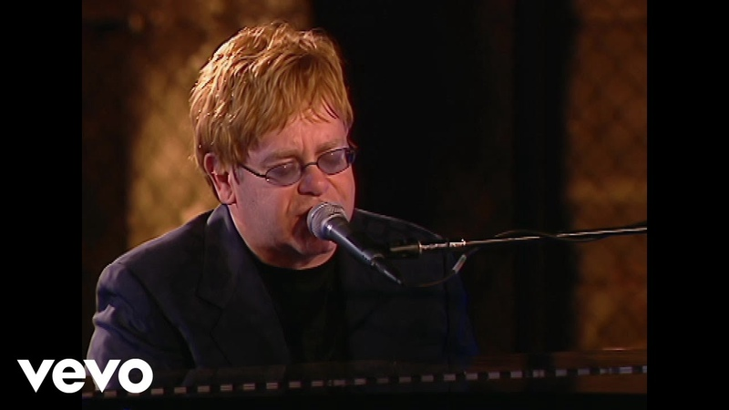 Elton John - Mona Lisas Mad Hatters (The Great Amphitheatre, Ephesus 2001)