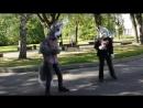 Танцы плюшек Измайловский парк 25.08.18