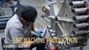 Xem cách người Mỹ sản xuất máy CNC | Cỗ máy gia công cơ khí hàng tỉ đồng