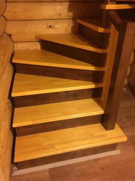 алексей родионов предлагаю вам заценить, сделанную пару недель назад лестницу.конечно бывают круче и дороже , но я в восторге от