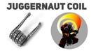 Вкусовая вейп намотка Джаггернаут Коил Juggernaut coil