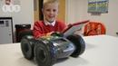 Rugged Robot tablet