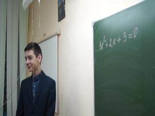 Новый год Кирилл Ганин