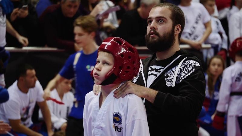 Чемпионат и Первенство России по Таеквон-До (тхэквондо МФТ) 4й день. 18 ноября 2018 год.