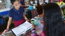 ФИЛИППИНЫ - Вечер на пляже, ресторан и церковь - Жизнь на Филиппинах